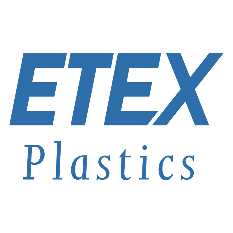 Etex Plastics vector logo