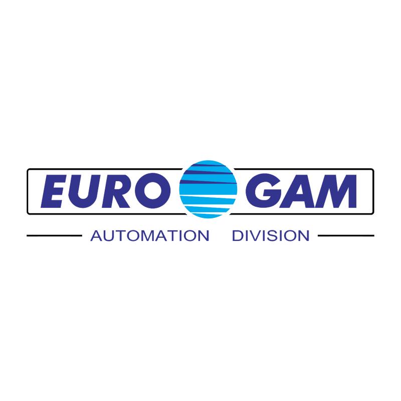 Eurogam Automation Division vector logo