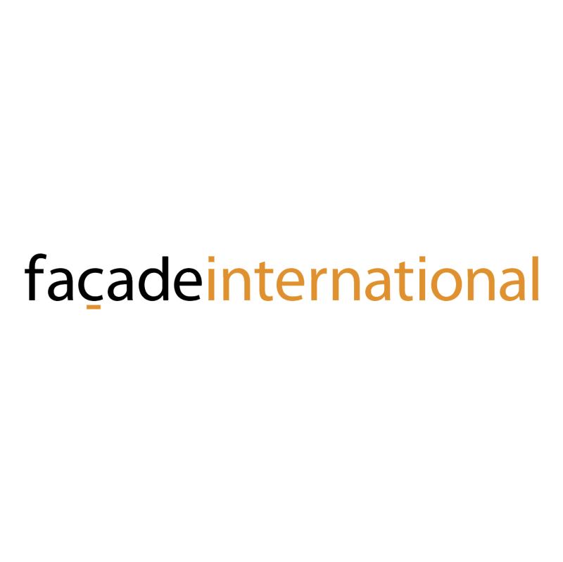 Facade International vector