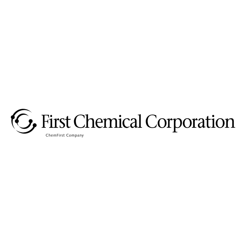 First Chemical Corporation vector