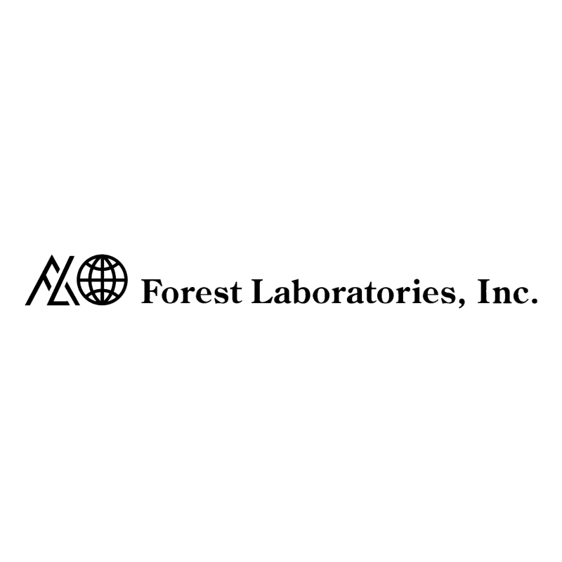 Forest Laboratories vector