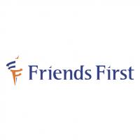 Friends First vector