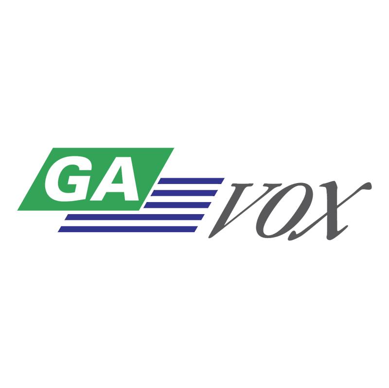 GA Vox vector