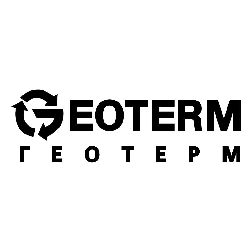 Geoterm vector