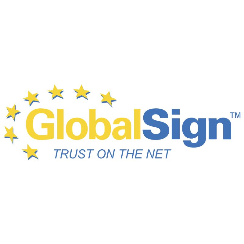 GlobalSign vector