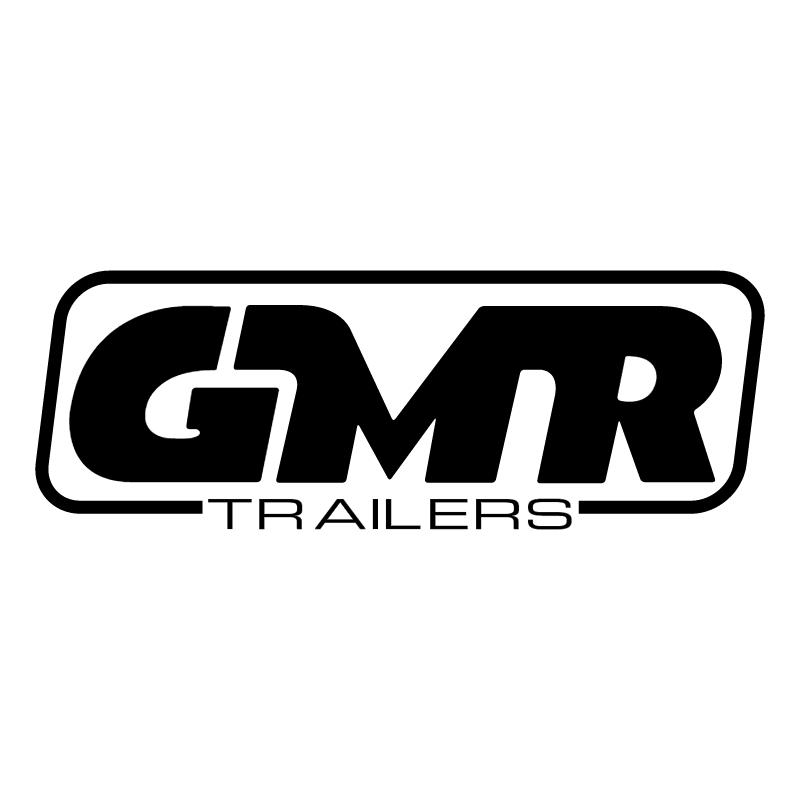 GMR Trailers vector logo