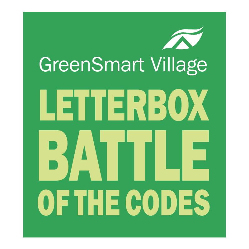 GreenSmart Village vector