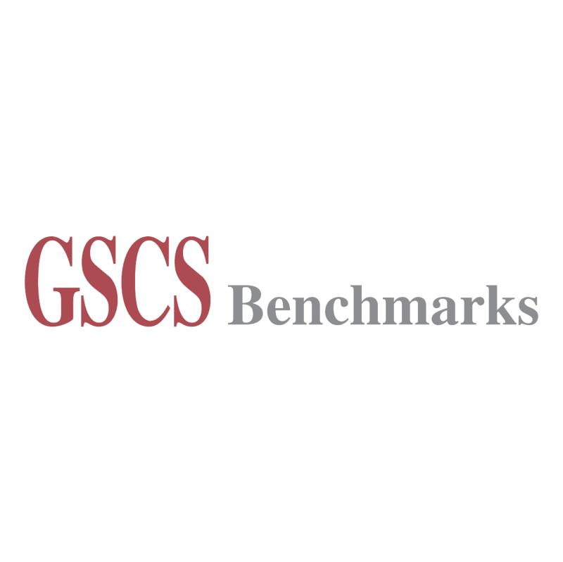 GSCS Benchmarks vector logo