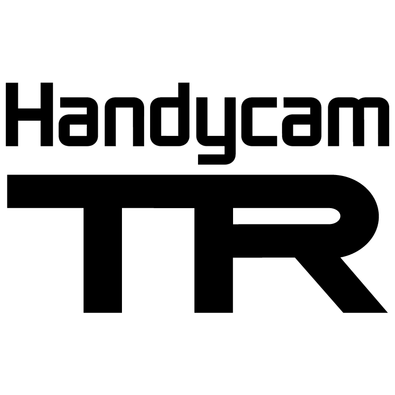 Handycam TR vector