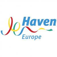 Haven Europe vector