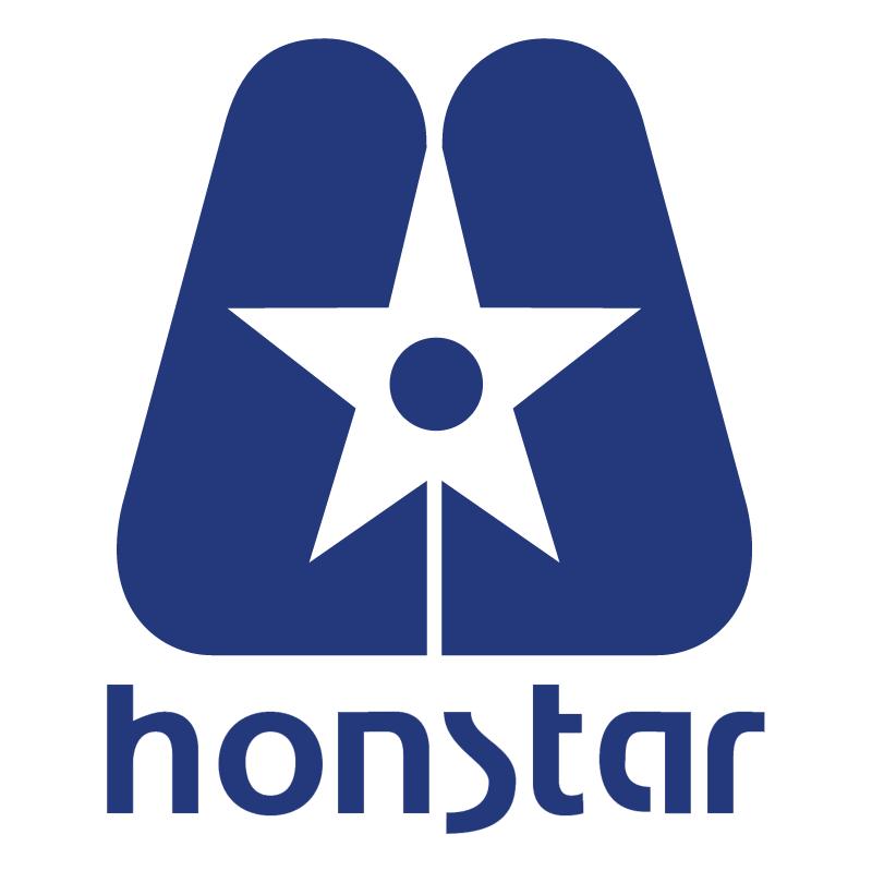 Honstar vector logo