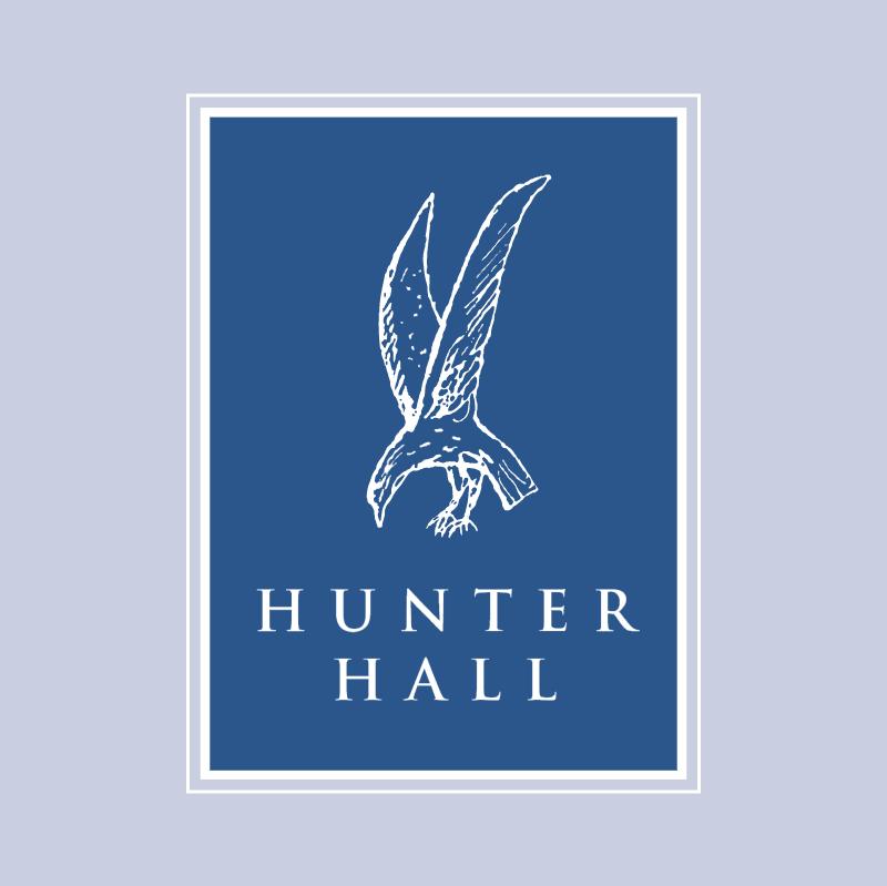 Hunter Hall vector