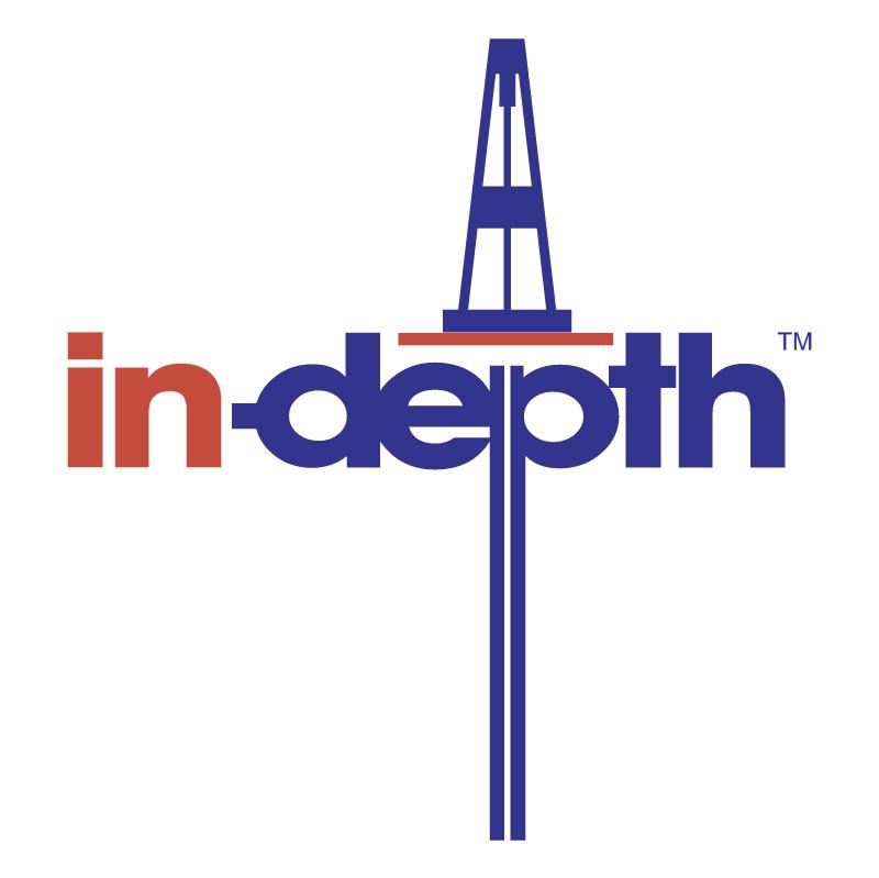 In Depth vector logo