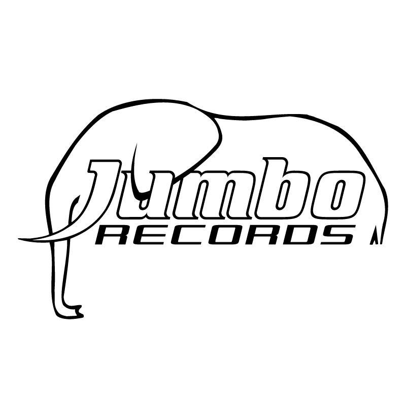 Jumbo Records vector