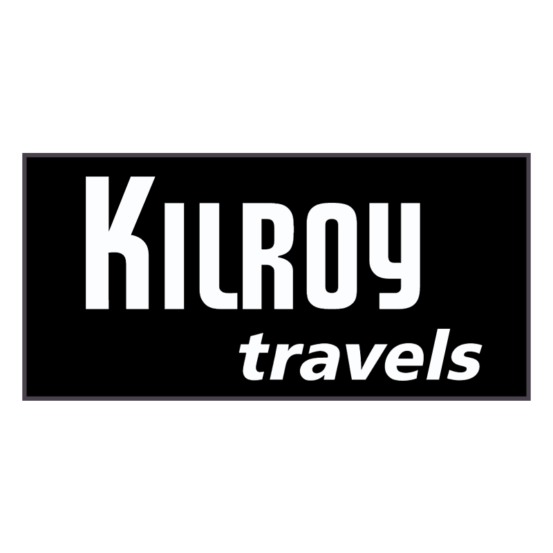Kilroy Travels vector logo