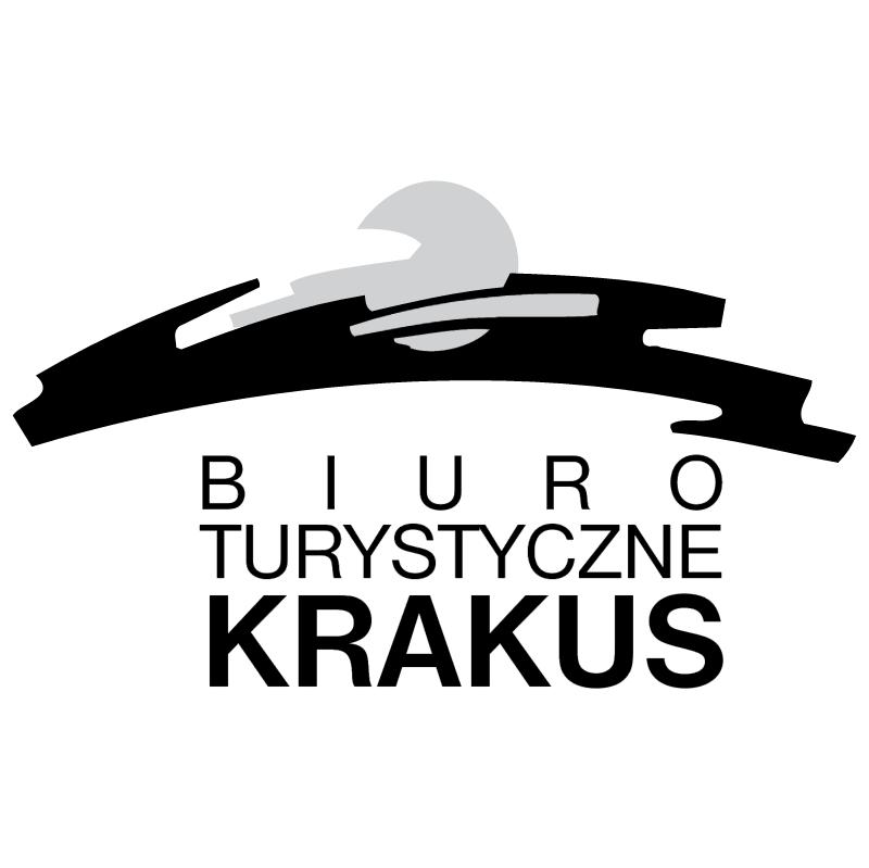 Krakus Turystyczny vector logo