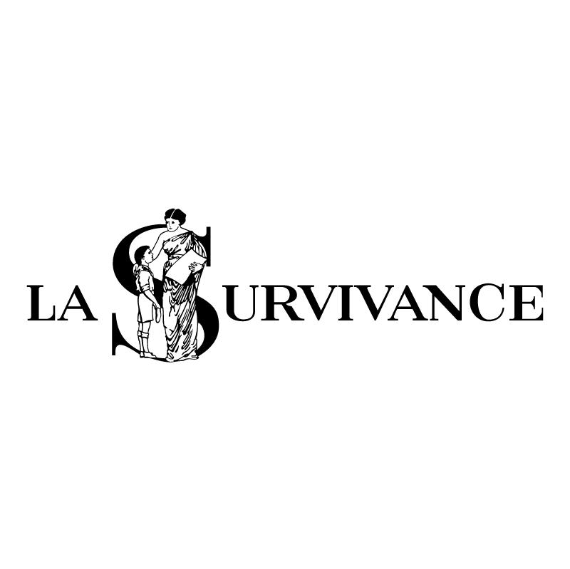 La Survivance vector logo