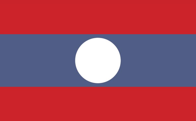 laos vector