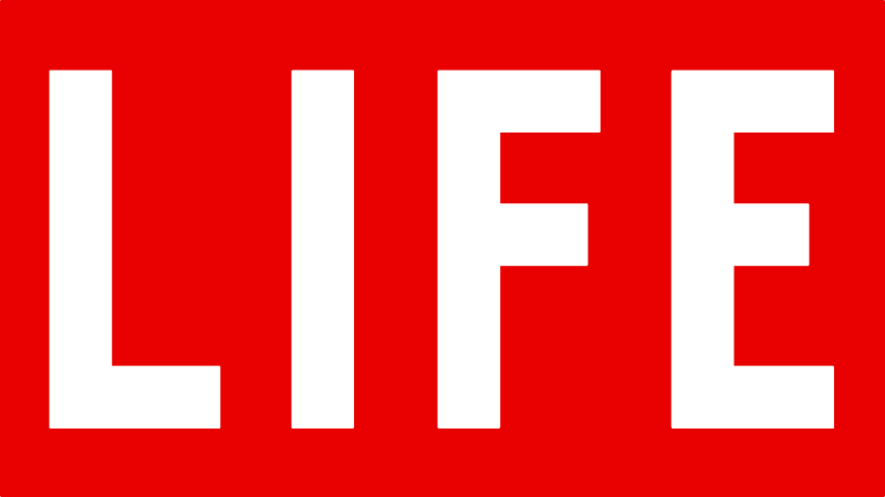 LIFE magazine vector
