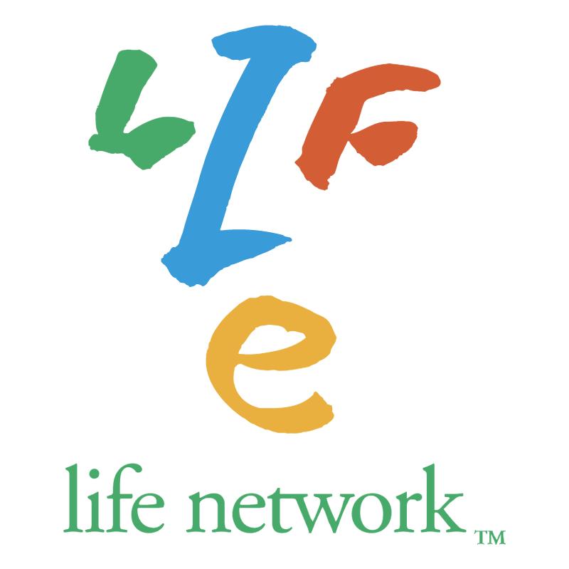 Life Network vector