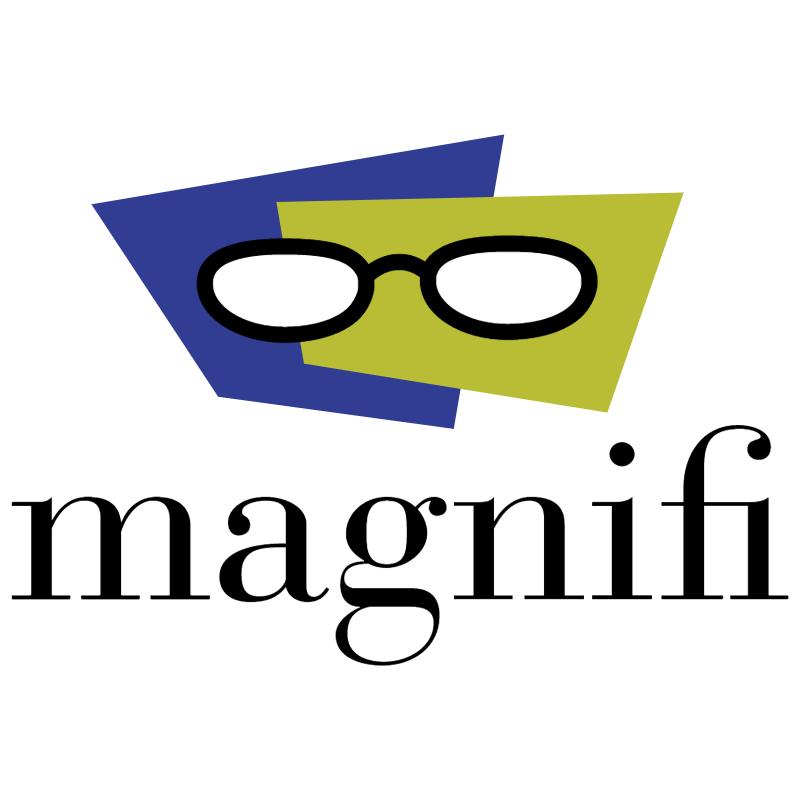 Magnifi vector logo