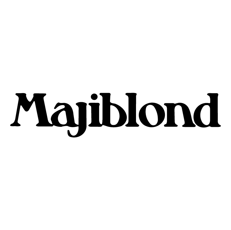 Majiblond vector