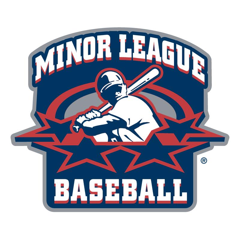 Minor League Baseball vector