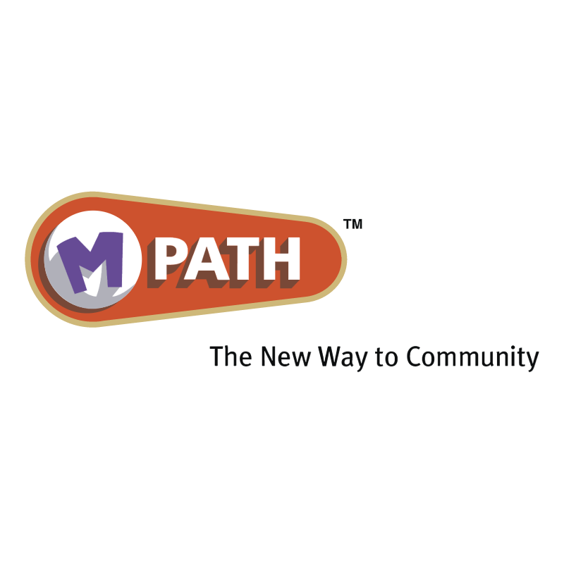 Mpath vector logo