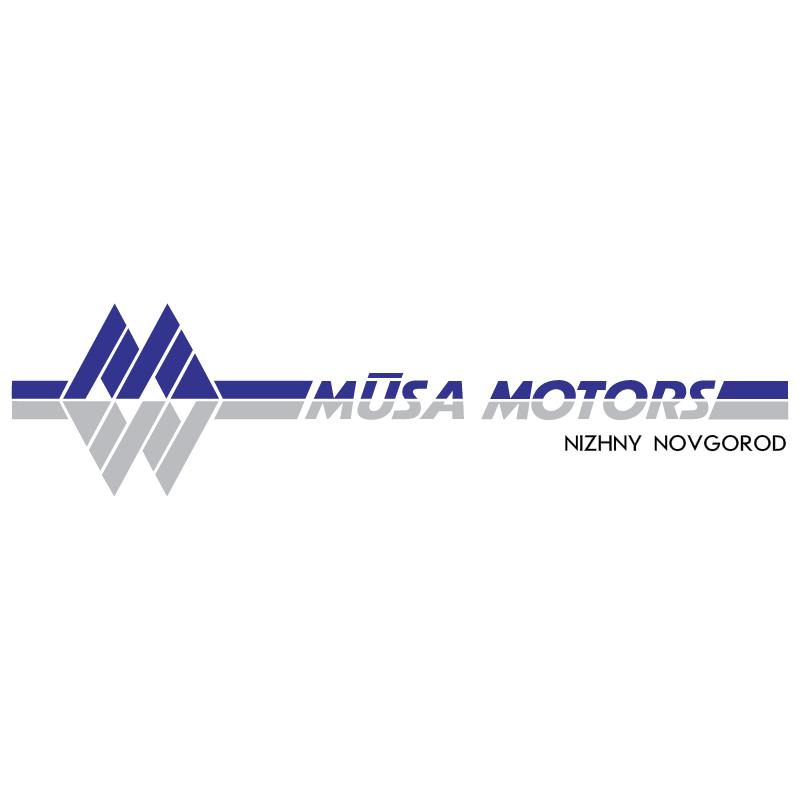 Musa Motors Nizhny Novgorod vector