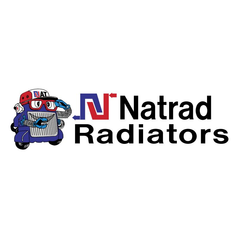 Natrad Radiators vector