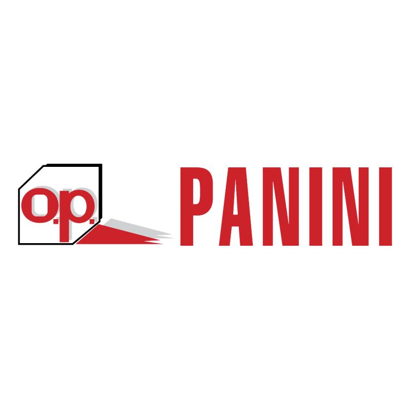 O P Panini vector