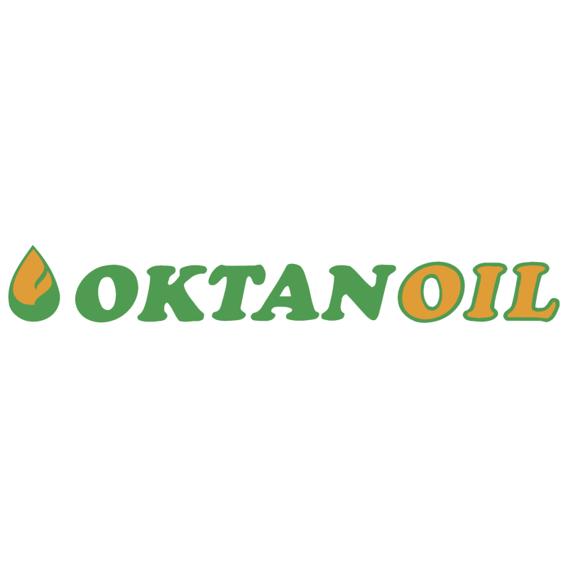 Oktan Oil vector