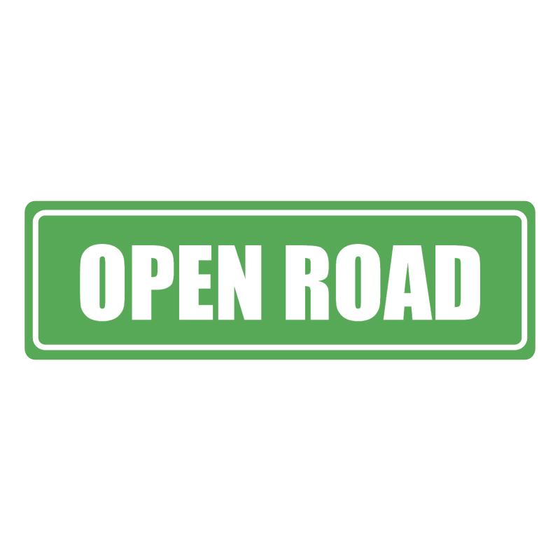 Open Road vector