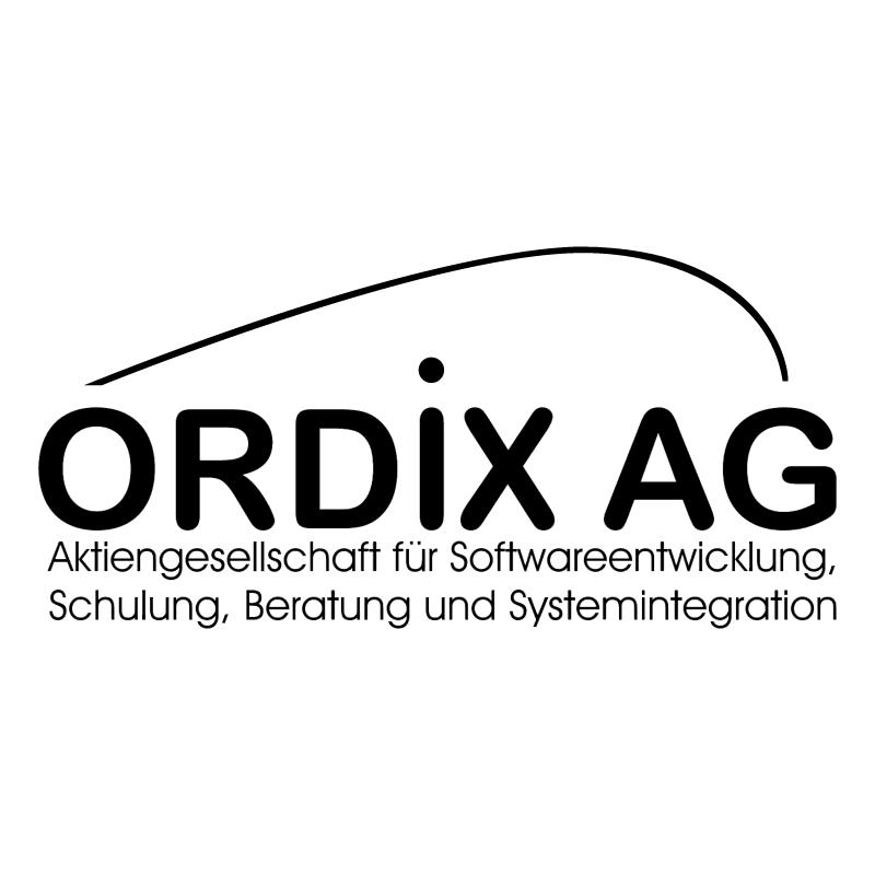 Ordix vector