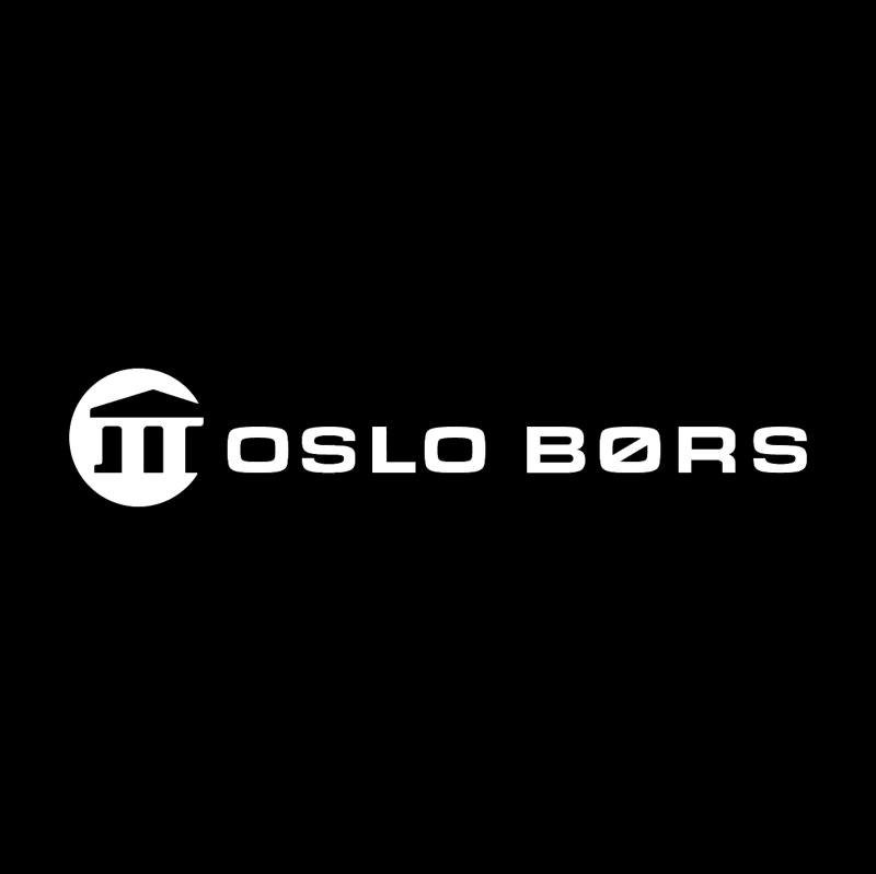 Oslo Bors vector logo