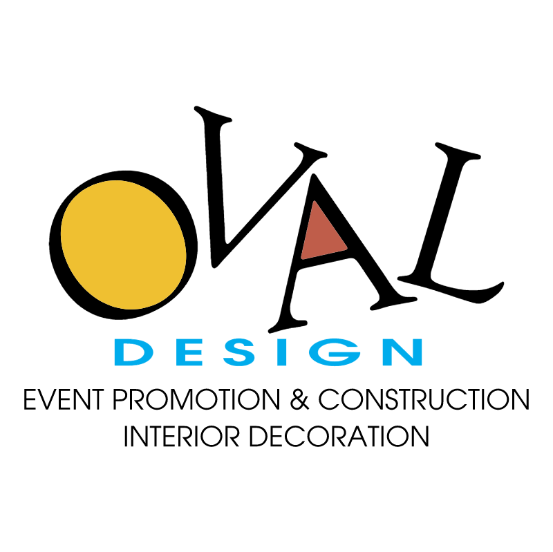 OVAL Design Limited vector