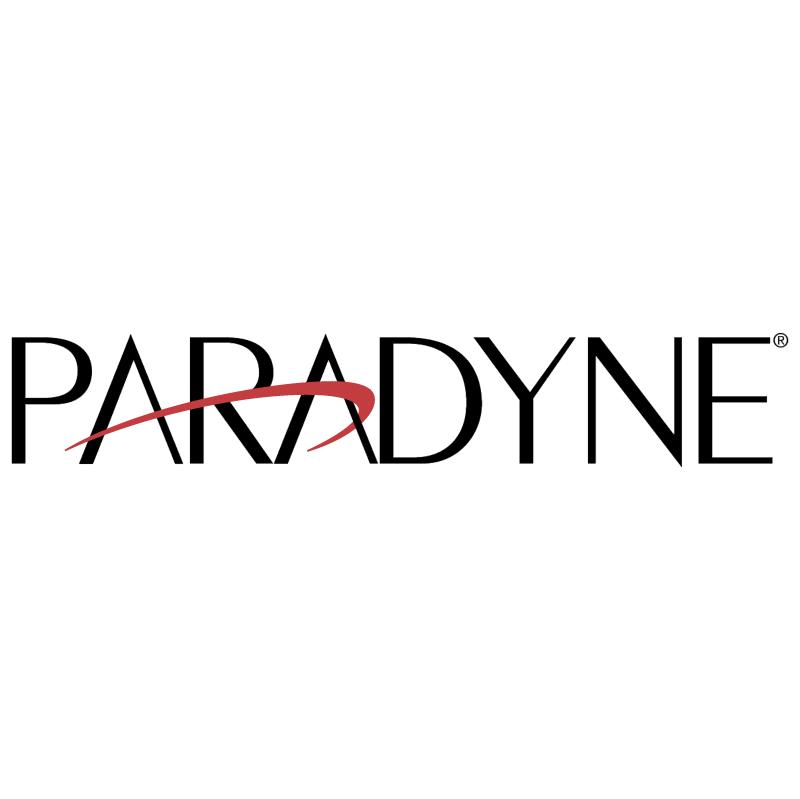 Paradyne vector logo