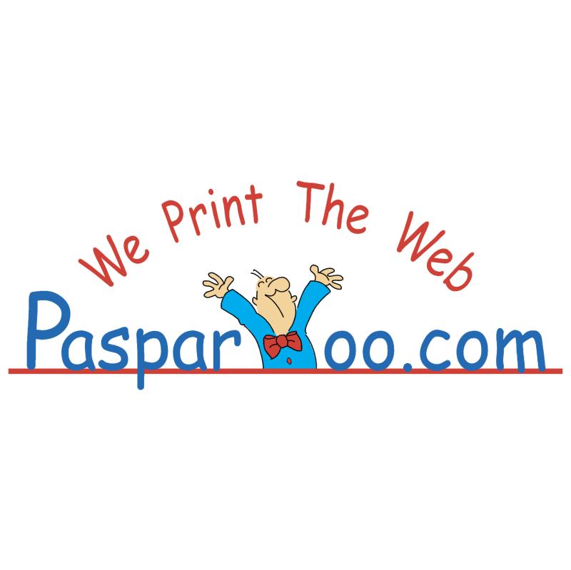 Paspartoo com vector