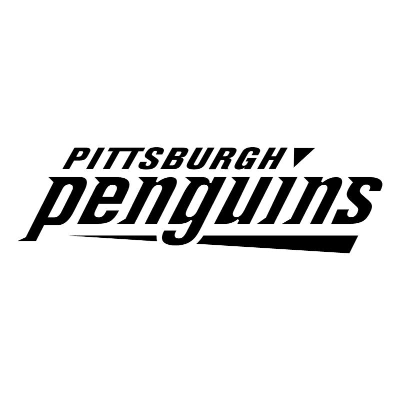 Pittsburgh Penguins vector logo