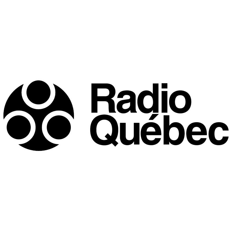 Radio Quebec vector