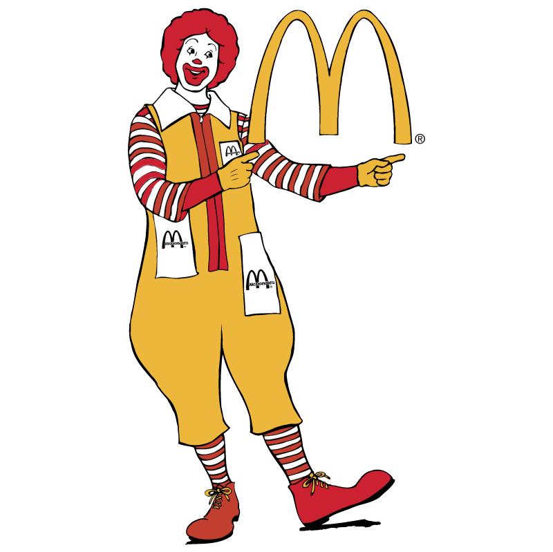 Ronald vector logo