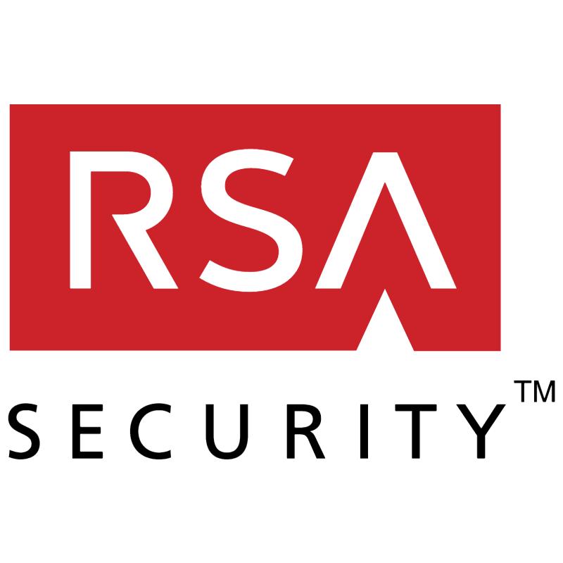 RSA Security vector