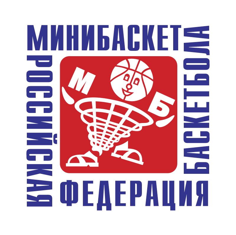 Russia Minibasket vector