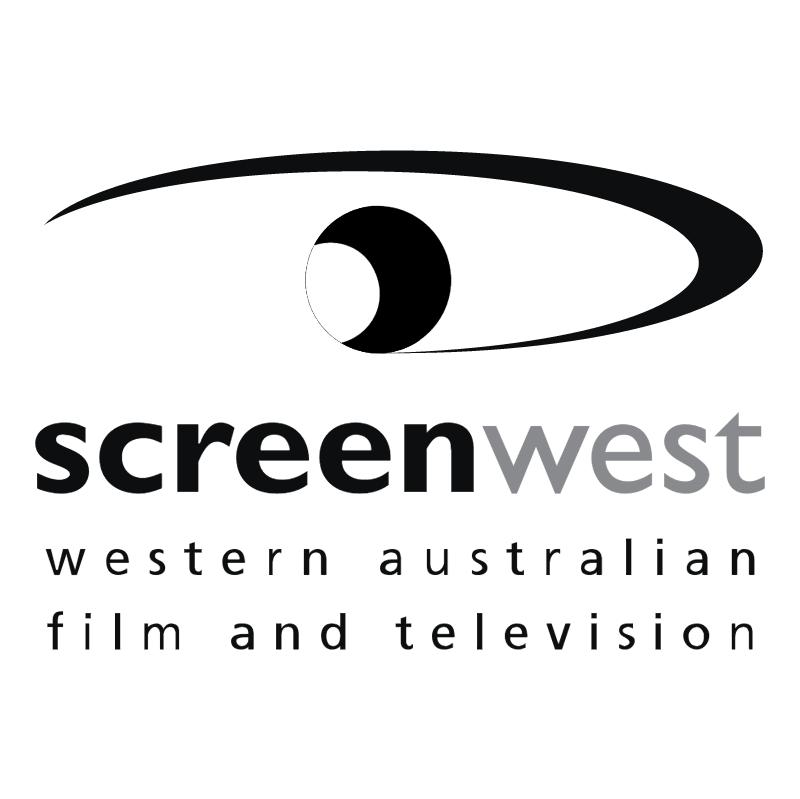 Screen West vector logo