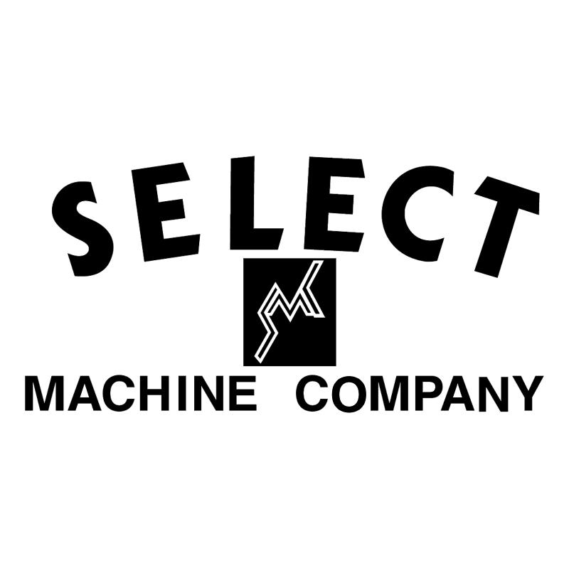 Select Machine Company vector