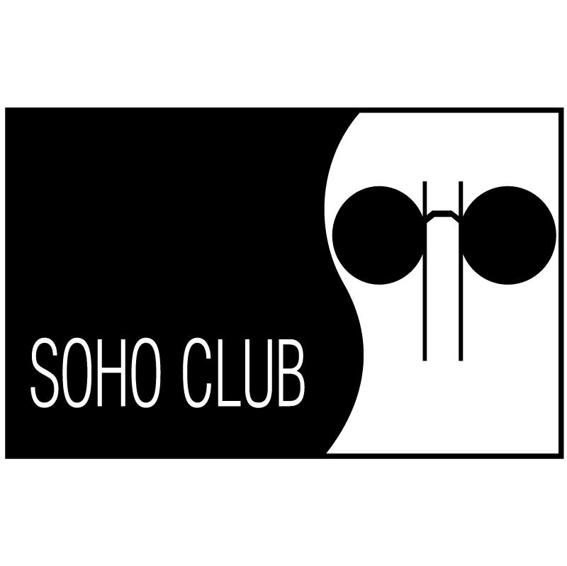SohoClub vector