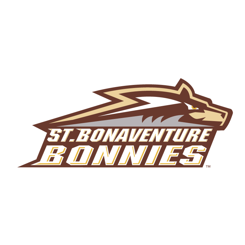 St Bonaventure Bonnies vector