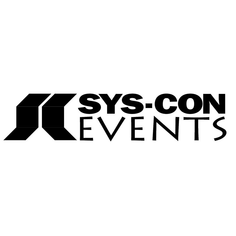 Sys Con Events vector logo
