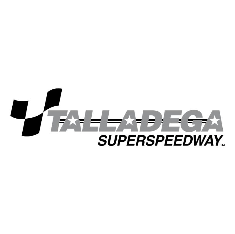 Talladega Superspeedway vector