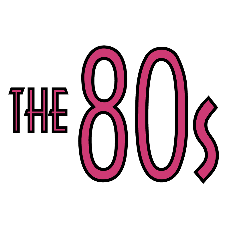 The 80's vector